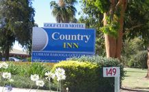 Barooga Country Inn Motel - Barooga