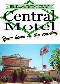 Blayney Central Motel - Accommodation Daintree
