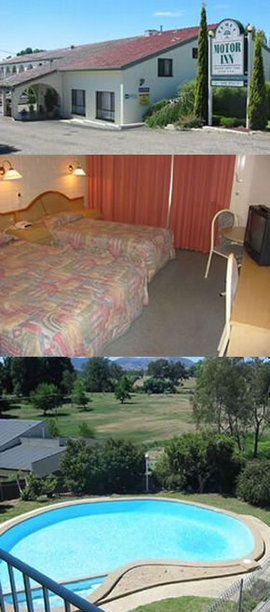 Tumut Motor Inn - Accommodation Daintree