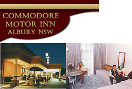 Commodore Motor Inn - Accommodation Daintree