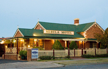 Nebula Motel - Accommodation Daintree
