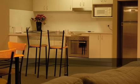 Pavilion On Northbourne Hotel  Serviced Apartments - Accommodation Daintree