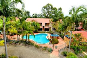 Beach Court Holiday Villas - Accommodation Daintree