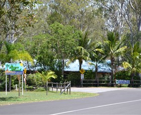 Boyne Island Caravan Park - Accommodation Daintree