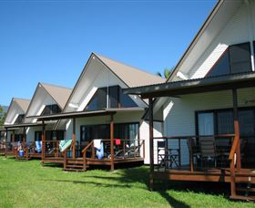 Cardwell Beachcomber Motel and Tourist Park - Accommodation Daintree