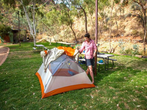 Standley Chasm Angkerle Camping - Accommodation Daintree