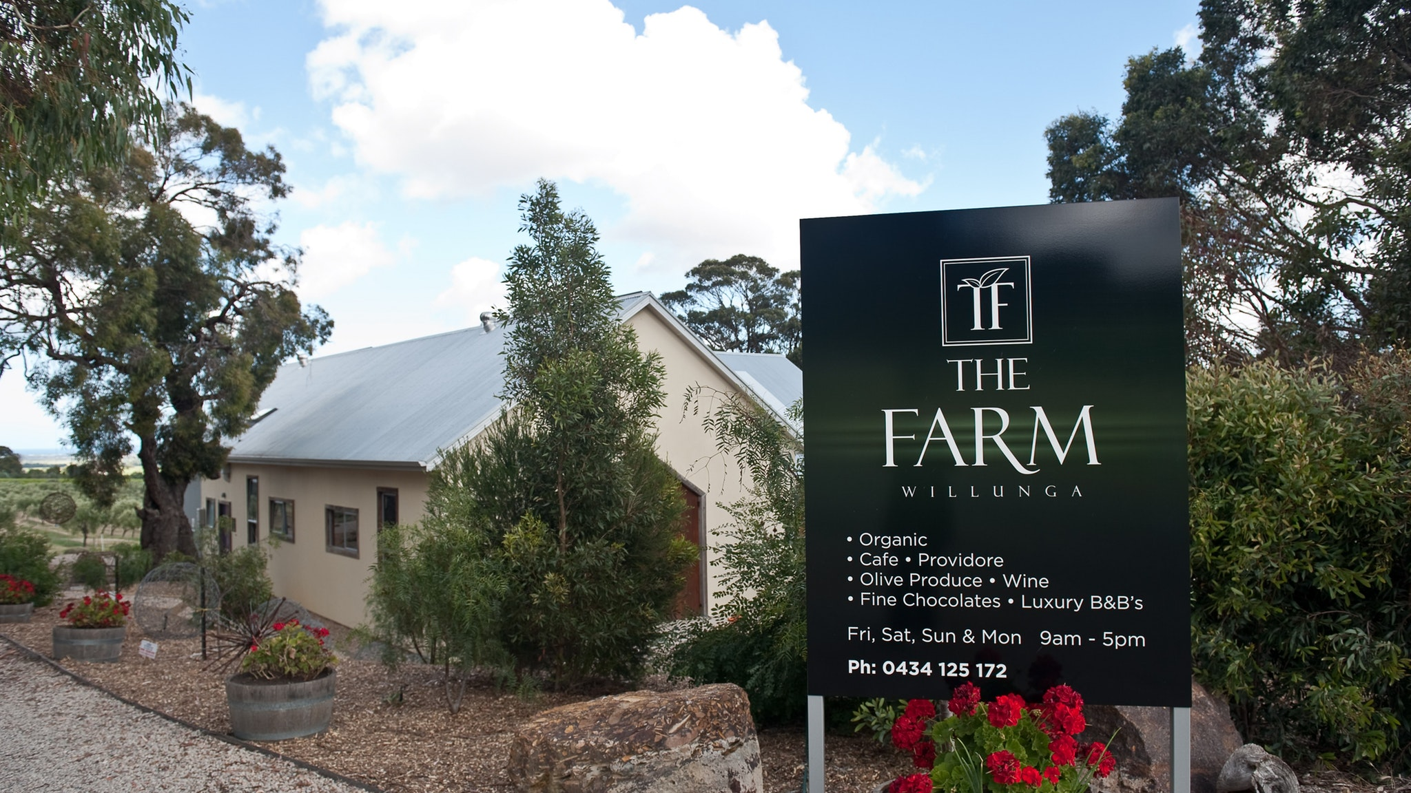 The Farm Willunga - Accommodation Daintree