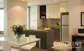 Caroline Serviced Apartments Brighton - Accommodation Daintree