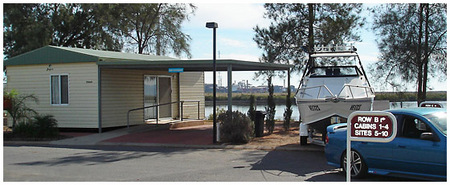 Port Pirie Beach Caravan Park - Accommodation Daintree