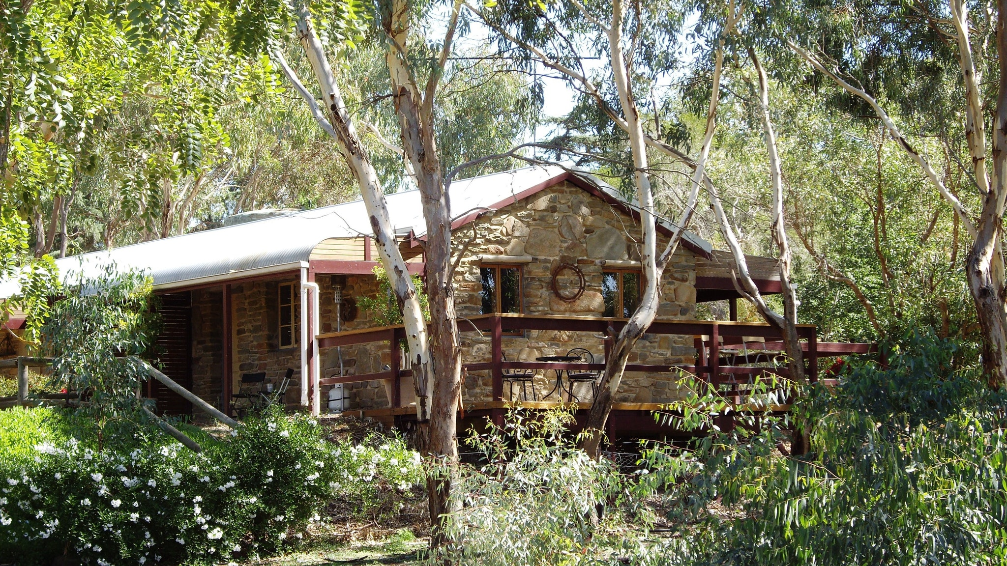 1860 Wine Country Cottages - Accommodation Daintree