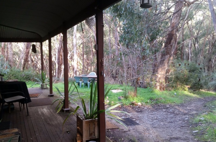 Kurianda Cottage Willunga Hill - Accommodation Daintree