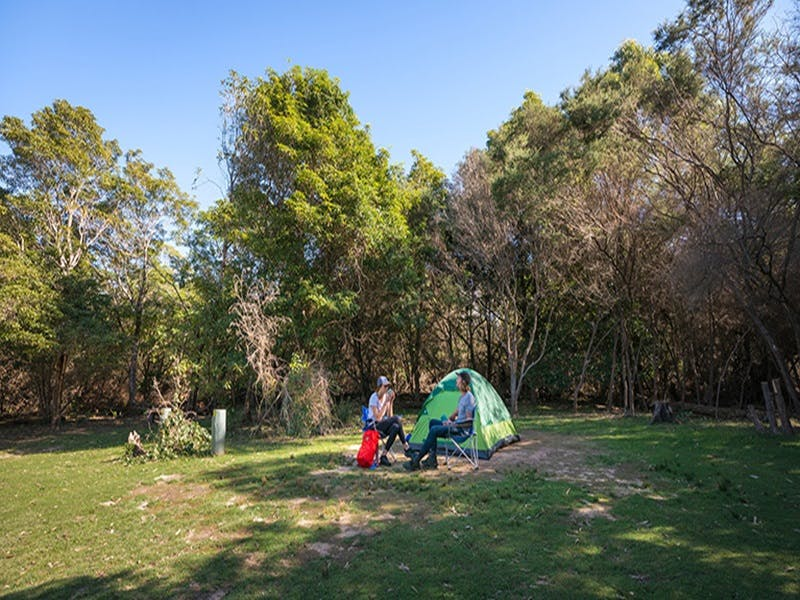 Hobart Beach campground - Accommodation Daintree