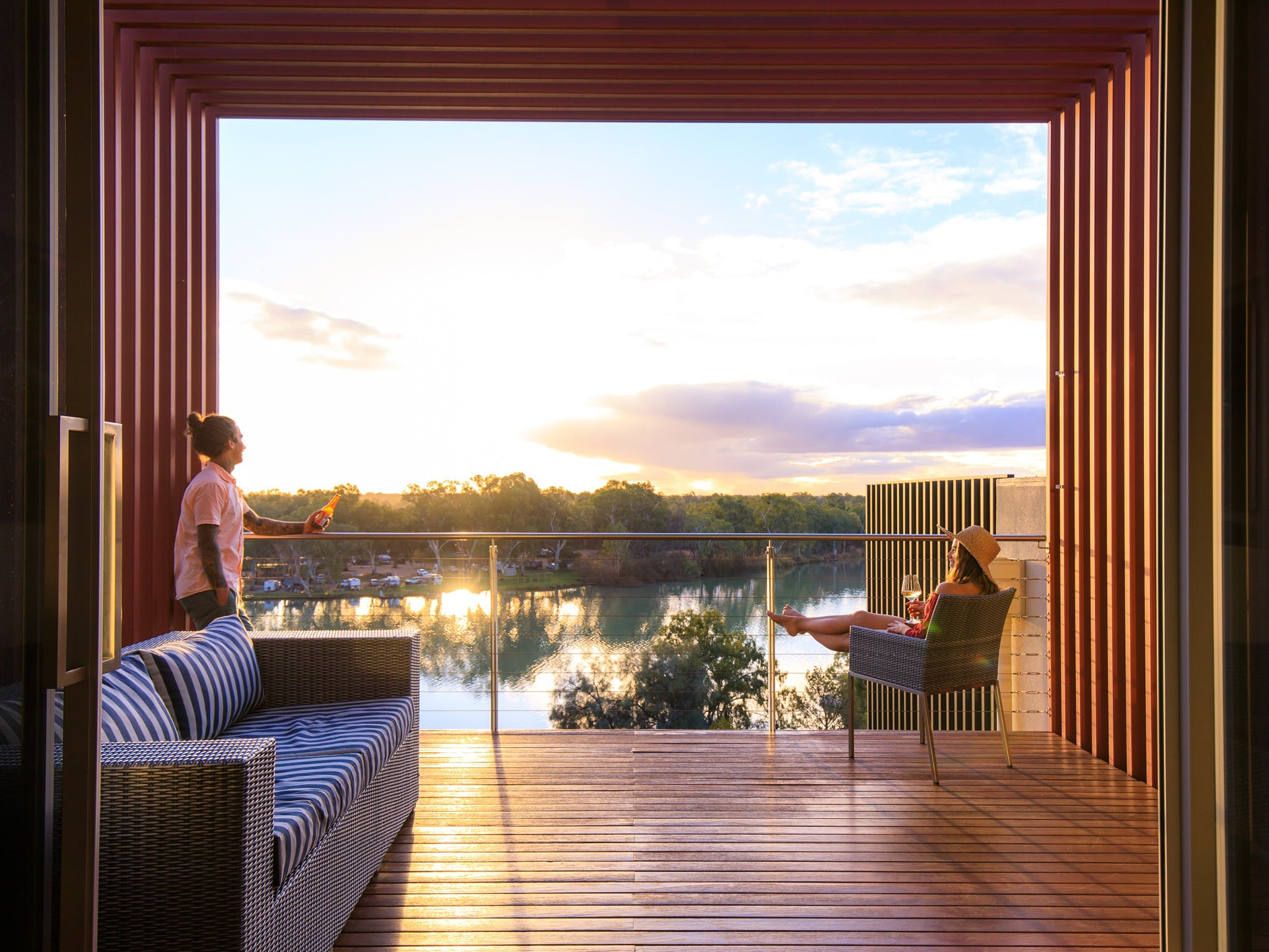 The Frames - Luxury Riverland Accommodation - Accommodation Daintree