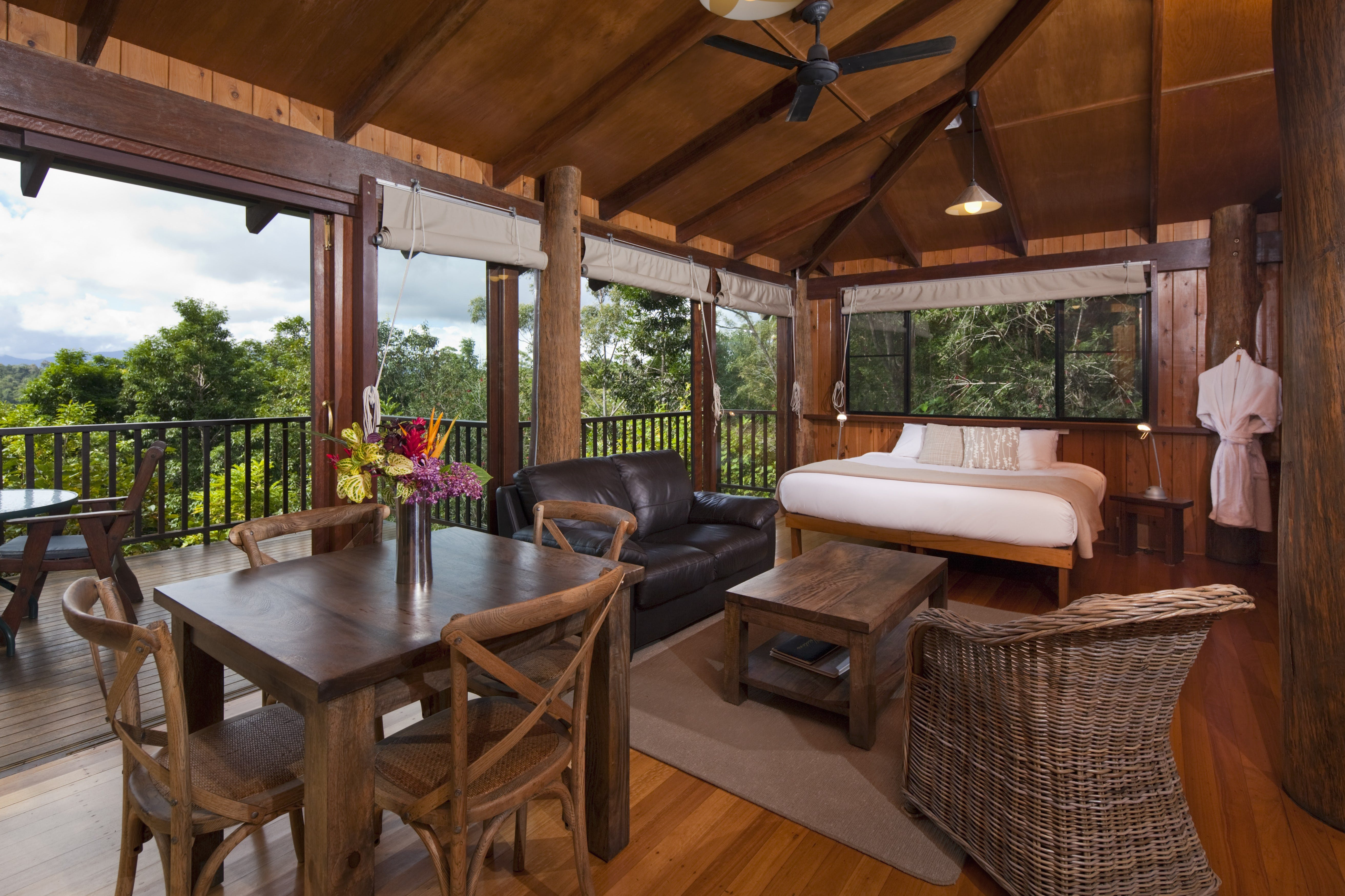 Rose Gums Wilderness Retreat - Accommodation Daintree