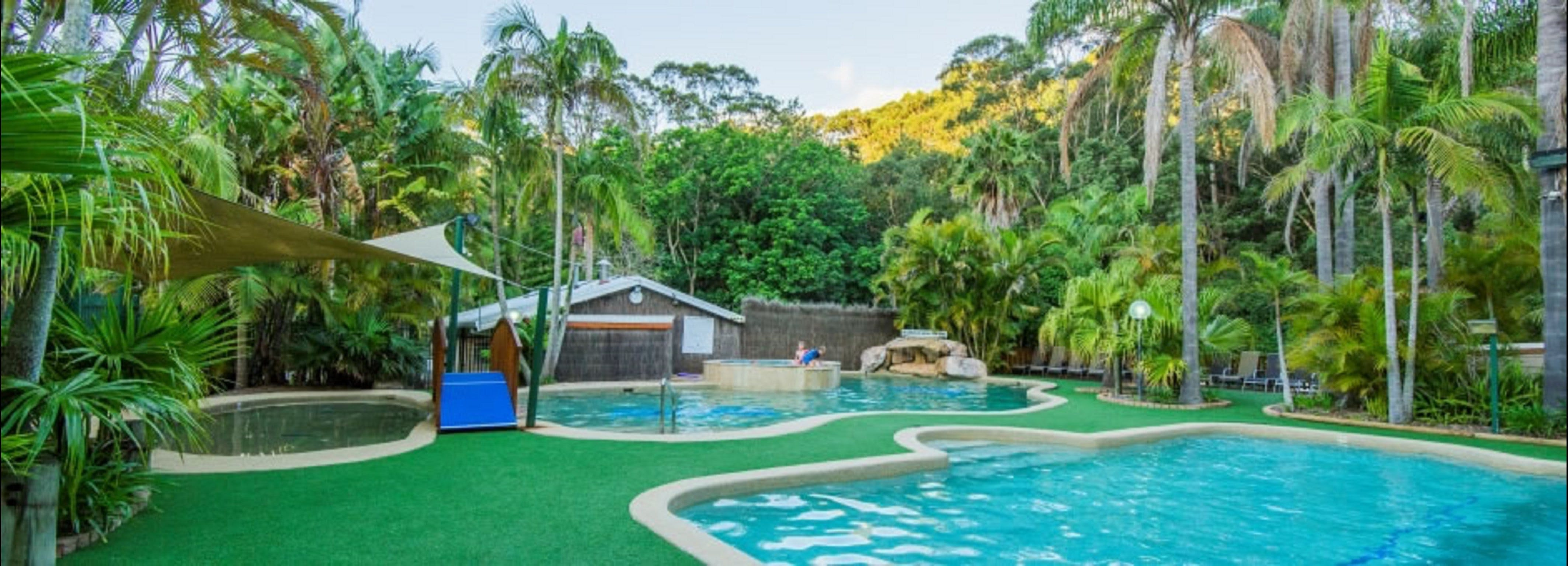 The Palms at Avoca - Accommodation Daintree