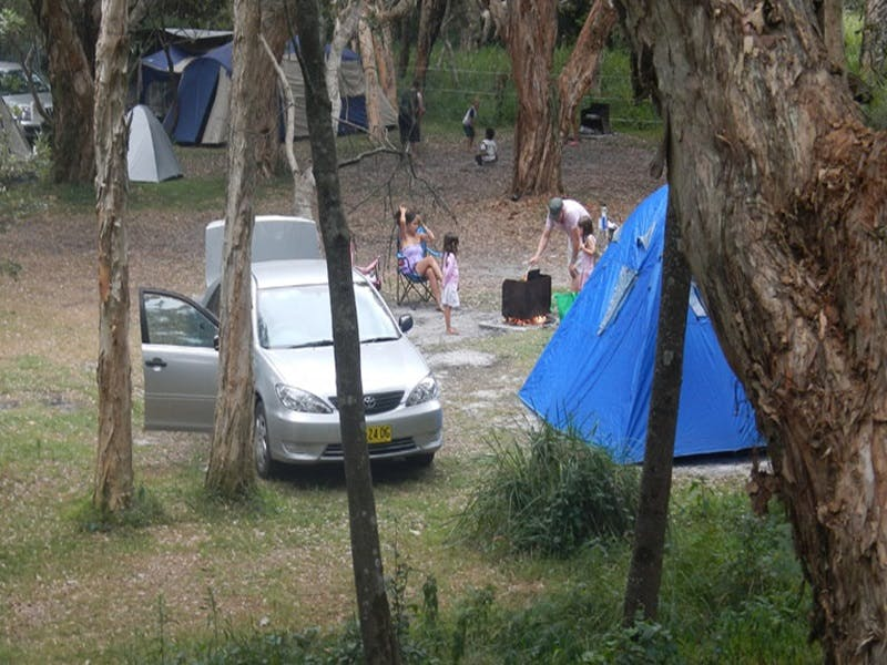 Hungry Gate campground - Accommodation Daintree