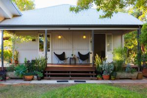 Kenilworth Cottage Barcaldine - Accommodation Daintree