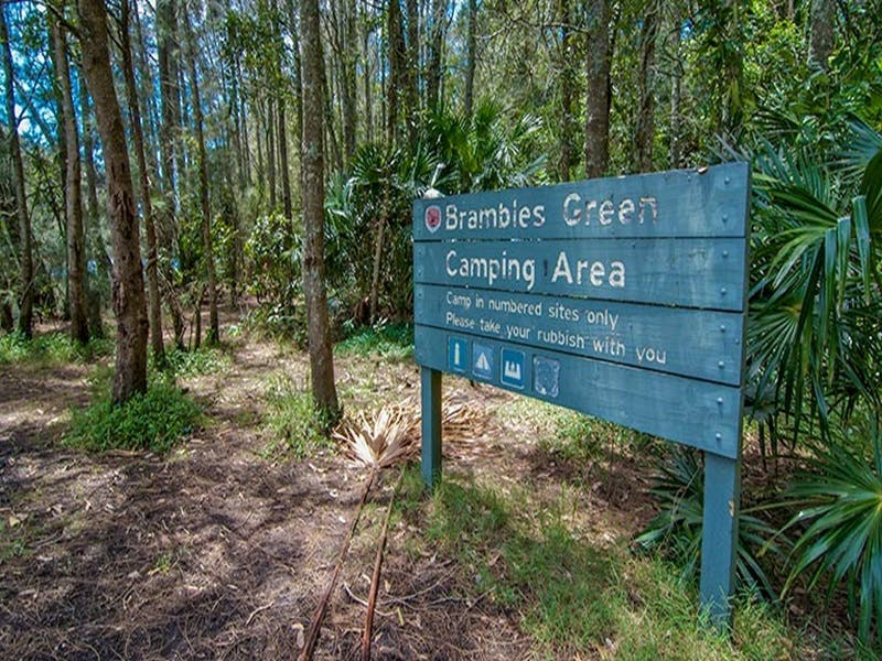 Brambles Green campground - Accommodation Daintree