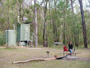Ten Mile Hollow campground - Accommodation Daintree