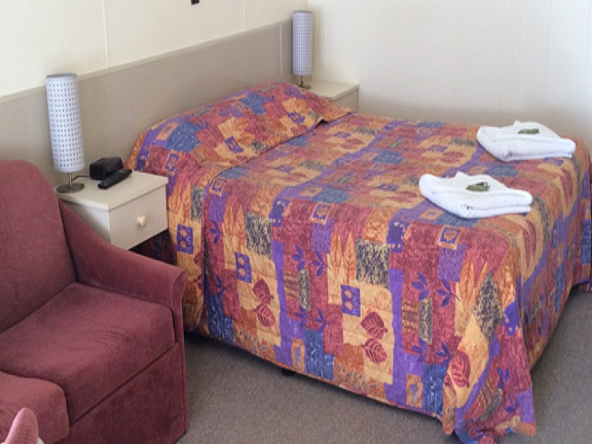 Woodmans Hill Motel Ballarat - Accommodation Daintree