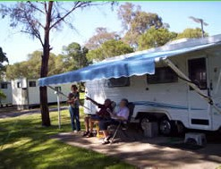 Bega Caravan Park - Accommodation Daintree