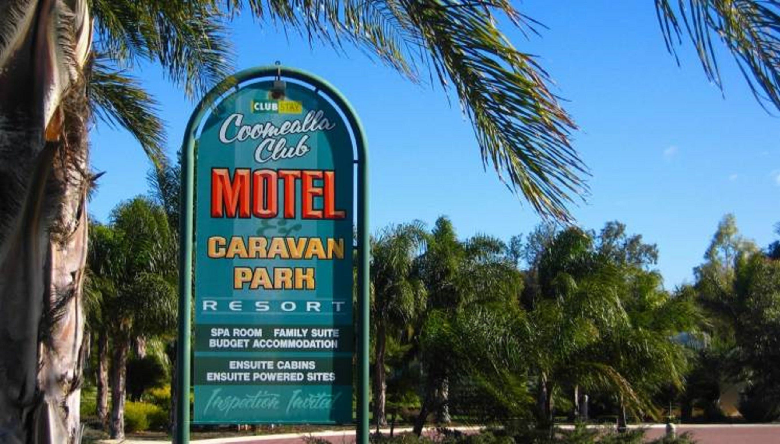 Coomealla Club Motel and Caravan Park Resort - Accommodation Daintree