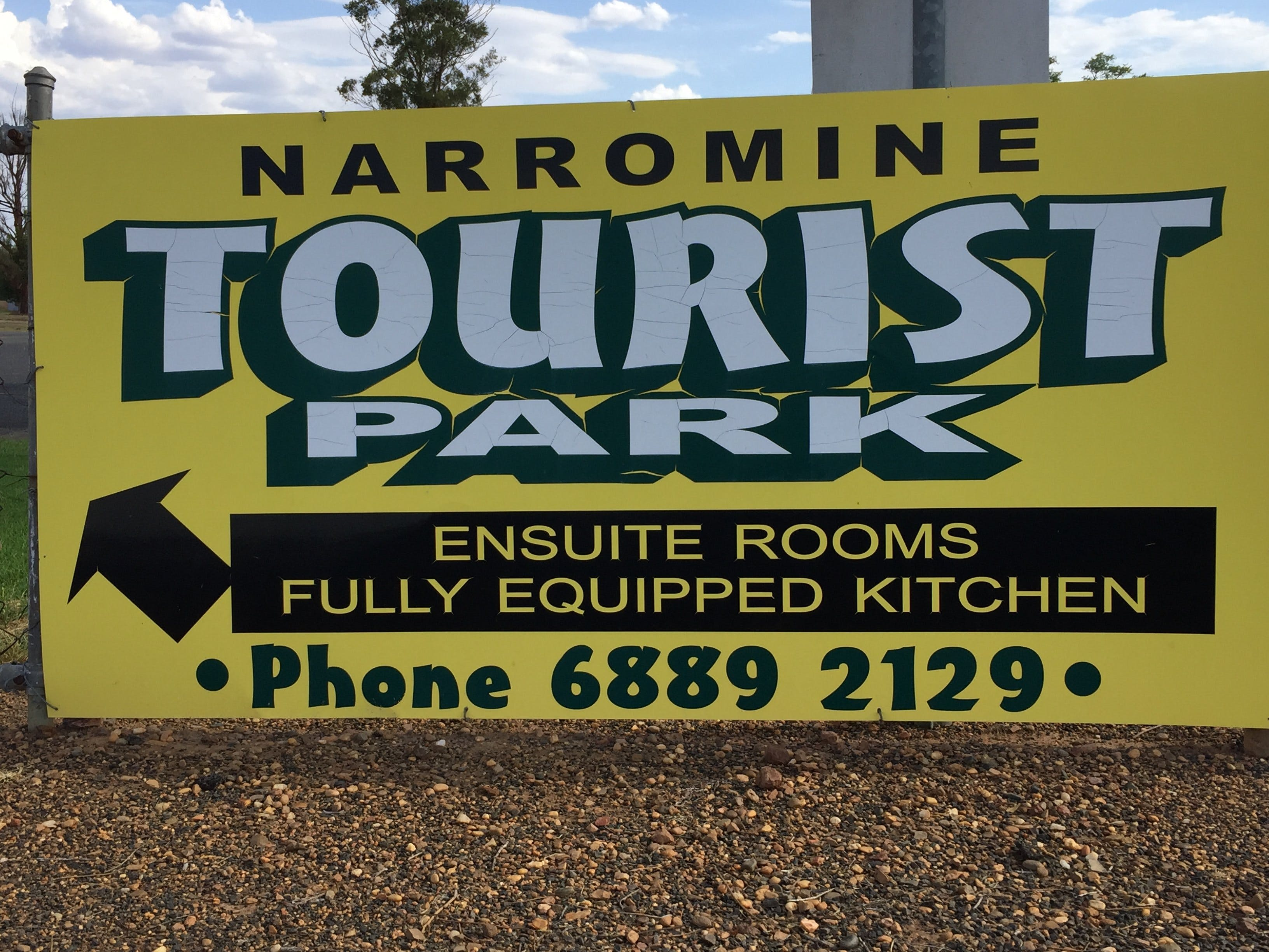 Narromine Tourist Park and Motel - Accommodation Daintree