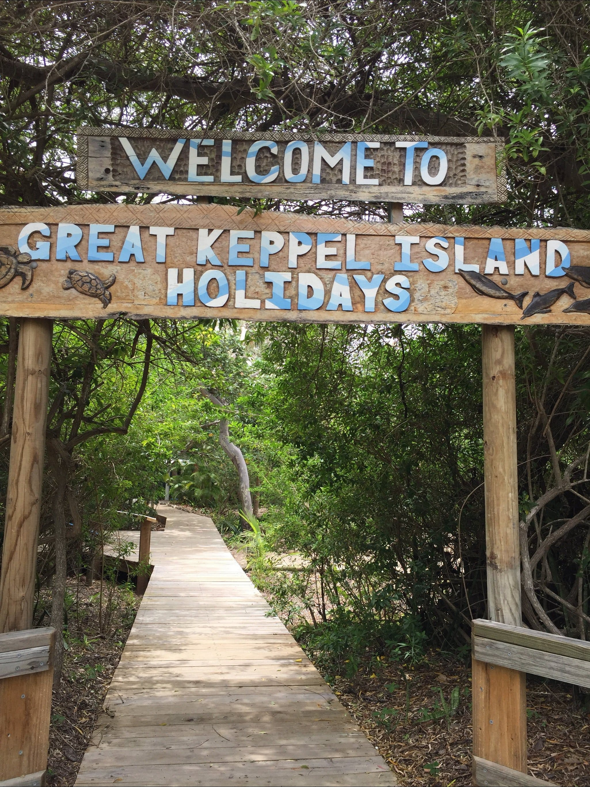 Great Keppel Island Holiday Village - Accommodation Daintree
