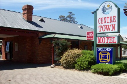 Centretown Motel Nagambie - Accommodation Daintree