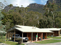 Halls Gap Log Cabins - Accommodation Daintree