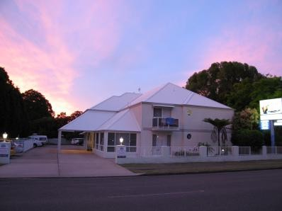 Admiral Nelson Motor Inn - Accommodation Daintree
