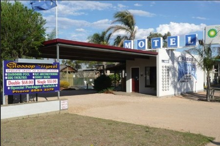 Glossop Motel - Accommodation Daintree