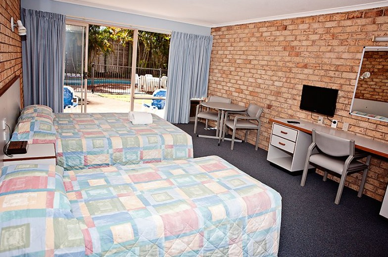 Sunshine Coast Motor Lodge