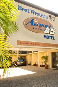 Best Western Airport 85 Motel - Accommodation Daintree