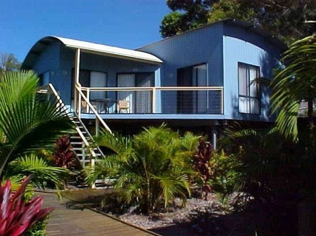 Soldiers Point Holiday Park - Accommodation Daintree