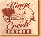 Kings Creek Station - Accommodation Daintree