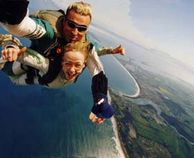Skydive Melbourne - Accommodation Daintree