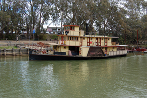 Emmylou Paddle Steamer - Accommodation Daintree