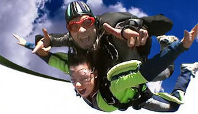 Adelaide Tandem Skydiving - Accommodation Daintree