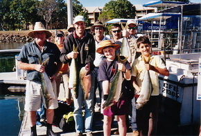 Sea Master Fishing Charters - Accommodation Daintree