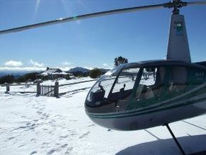 Alpine Helicopter Charter Scenic Tours - Accommodation Daintree