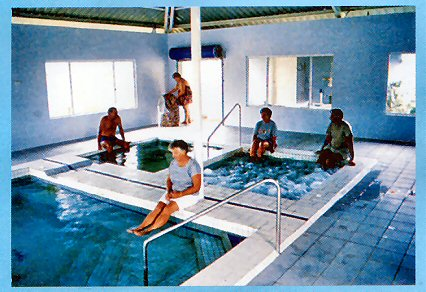 Innot Hot Springs Leisure  Health Park - Accommodation Daintree