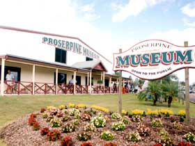 Proserpine Historical Museum - Accommodation Daintree