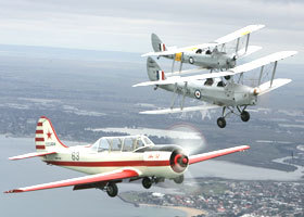 Vintage Tiger Moth Joy Flights - Accommodation Daintree