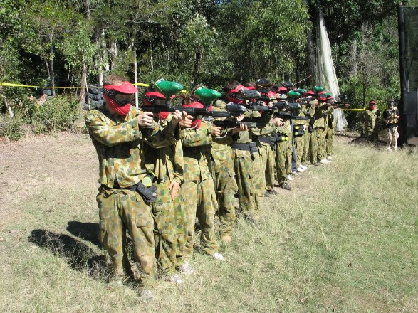 Top Gun Paintball Park - Accommodation Daintree