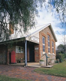 Narrogin Old Courthouse Museum - Accommodation Daintree