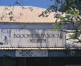 Broome Historical Society Museum - Accommodation Daintree