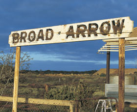 Broad Arrow - Accommodation Daintree