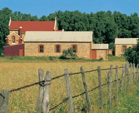 Central Greenough Historic Settlement