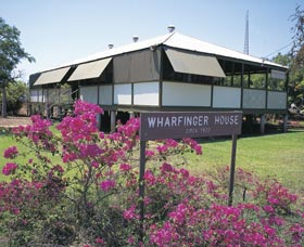 Wharfinger's House Museum - Accommodation Daintree